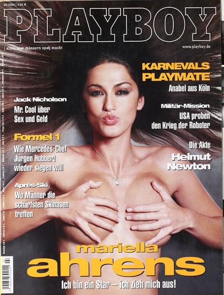 Playboy März 2004