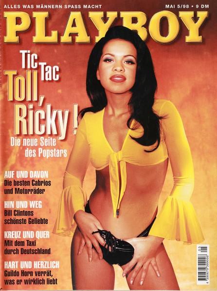 Playboy Mai 1998, Playboy 1998 Mai, Playboy 5/1998, Playboy 1998/5