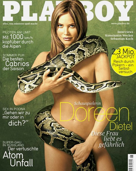 Playboy Juni 2007, Playboy 2007 Juni, Playboy 6/2007, Playboy 20076