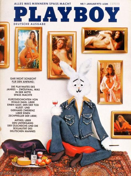 Playboy Januar 1975, Playboy 1975 Januar, Playboy 1/1975, Playboy 1975/1