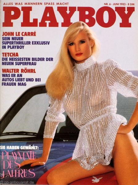 Playboy Juni 1983, Playboy 1983 Juni, Playboy 6/1983, Playboy 1983/6