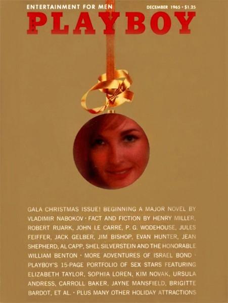Playboy 1965 Dezember USA Originalausgabe