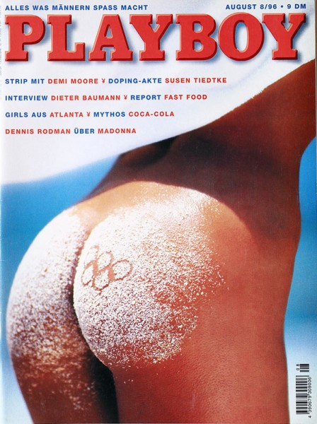 Playboy August 1996