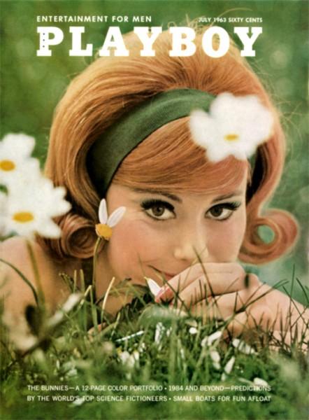 Playboy Juli 1963, Playboy 1963 Juli, Playboy 7/1963, Playboy 1963/7