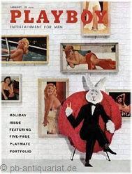 Playboy (USA) Januar 1958