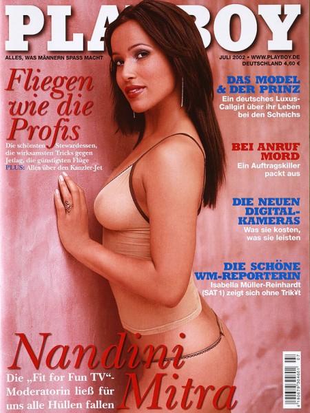 Playboy Juli 2002, Playboy 2002 Juli, Playboy 7/2002, Playboy 2002/7
