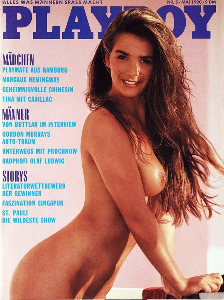 Playboy Mai 1990