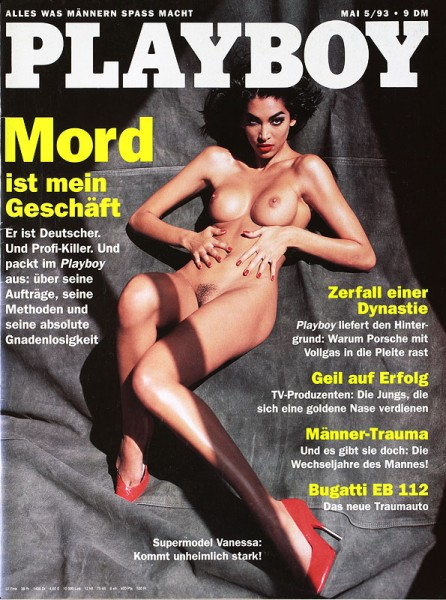 Playboy Mai 1993