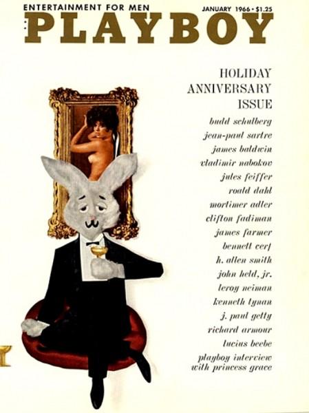 Playboy 1966 Januar USA Originalausgabe