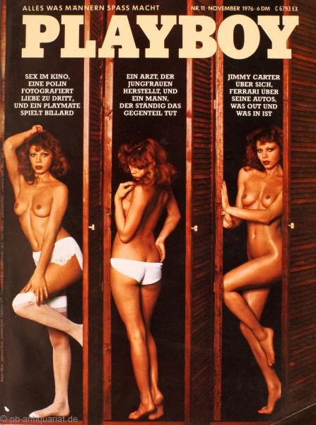 Playboy November 1976, Playboy 1976 November, Playboy 11/1976, Playboy 1976/11