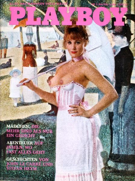 Playboy Mai 1976