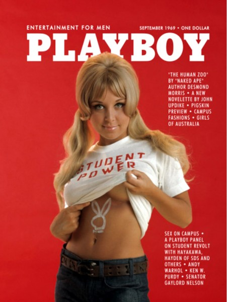 Playboy September 1969 Originalausgabe