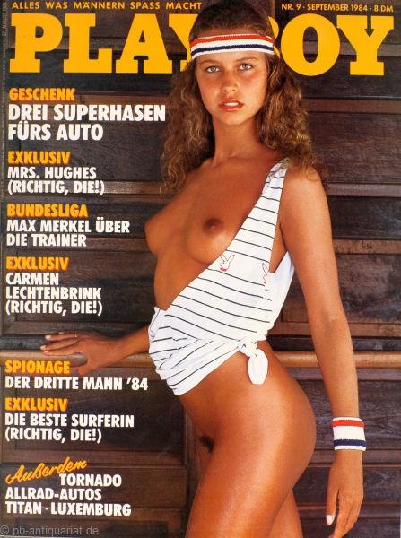 Playboy September 1984