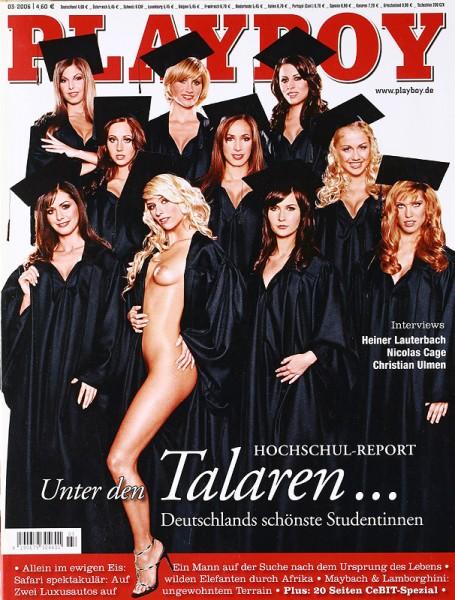Playboy März 2006