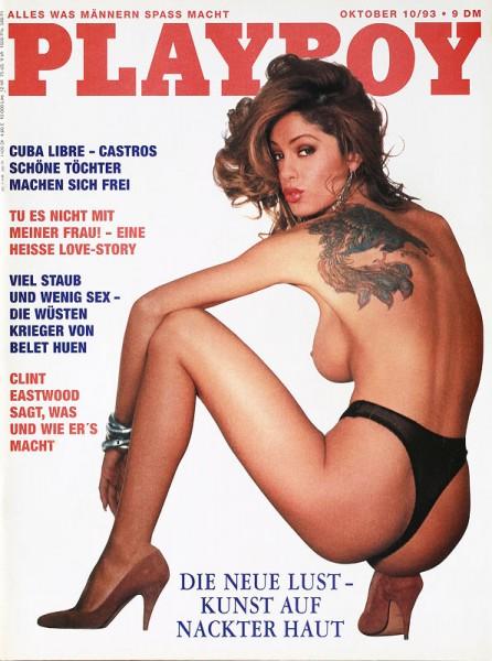 Playboy Oktober 1993, Playboy 1993 Oktober, Playboy 10/1993, Playboy 1993/10