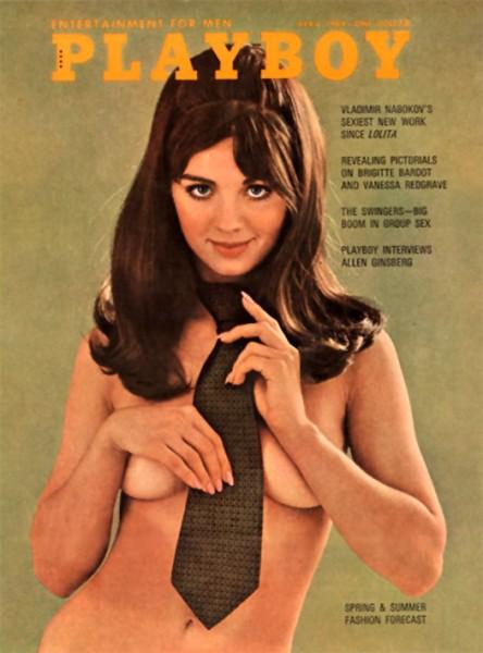Playboy 1969 April USA Originalausgabe