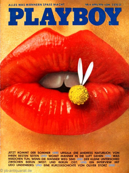 Playboy April 1976