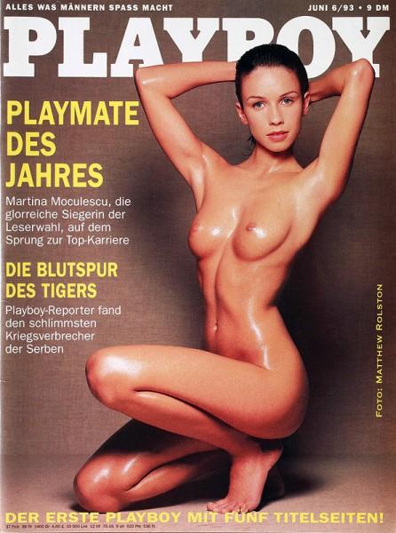 Playboy Juni 1993, Playboy 1993 Juni, Playboy 6/1993, Playboy 1993/6