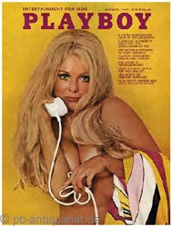 Playboy Oktober 1969 (USA)