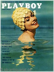 Playboy (USA) August 1962