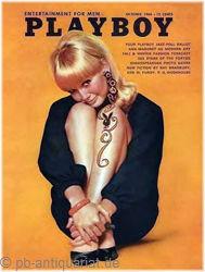Playboy Oktober 1966 (USA)