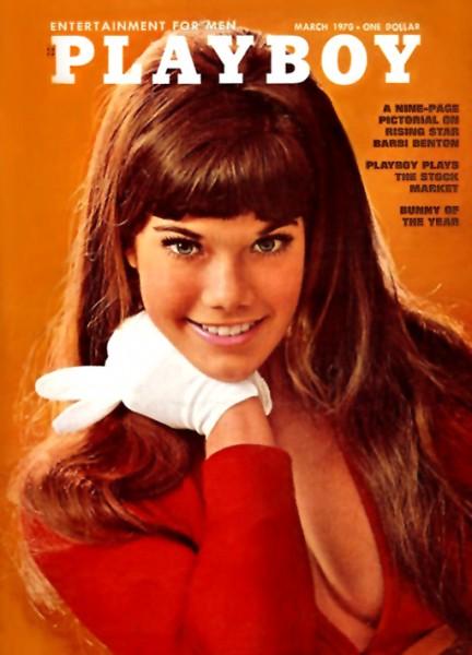 Playboy 1970 März (USA)