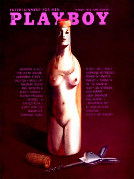 Playboy 1972 März