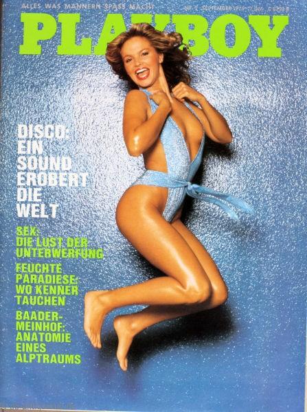 Playboy 1979 September Deutsche Originalausgabe