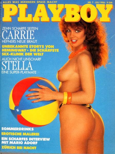 Playboy Juli 1986