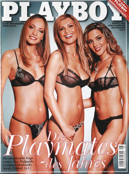 Playboy August 2002, Playboy 2002 August, Playboy 8/2002, Playboy 2002/8