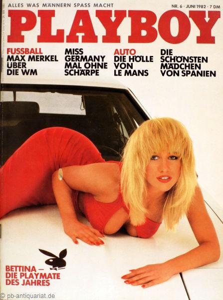 Playboy Juni 1982, Playboy 1982 Juni, Playboy 6/1982, Playboy 1982/6