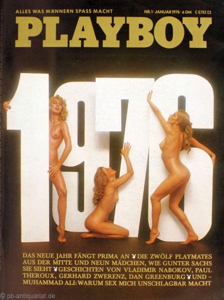 Playboy Januar 1976