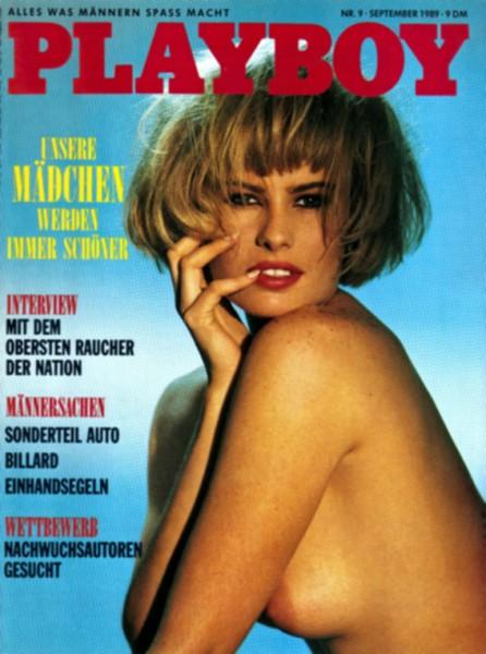 Playboy September 1989