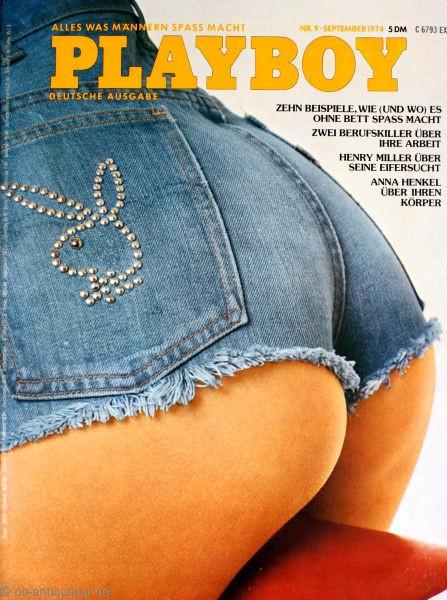 Playboy September 1974, Playboy 1974 September, Playboy 9/1974, Playboy 1974/9