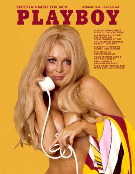 Playboy Oktober 1969, Playboy 1969 Oktober, Playboy 10/1969, Playboy 1969/10