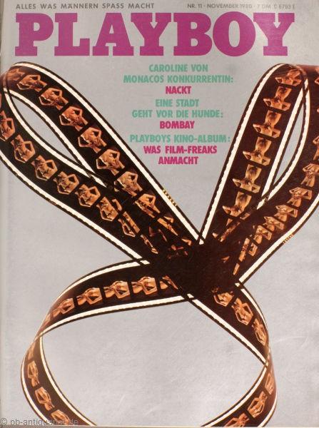 Playboy November 1980, Playboy 1980 November, Playboy 11/1980, Playboy 1980/11