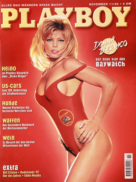 Playboy November 1996