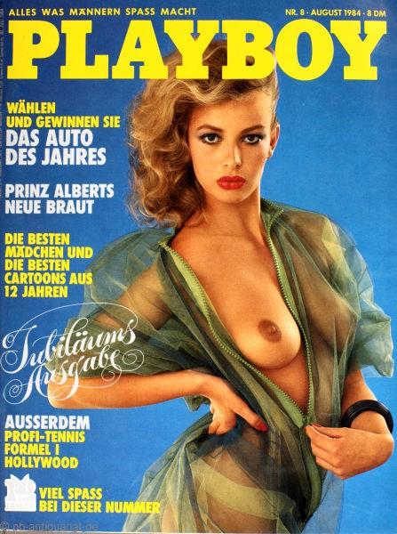 Playboy August 1984