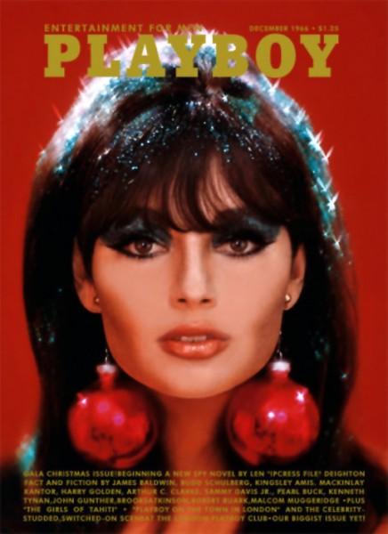 Playboy 1966 Dezember USA Originalausgabe