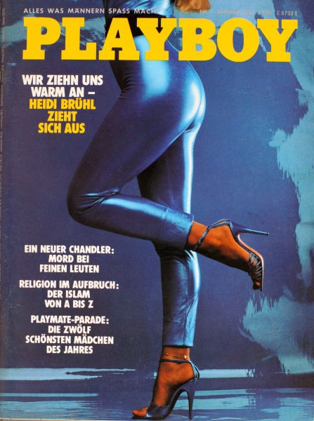 Playboy Januar 1980, Playboy 1980 Januar, Playboy 1/1980, Playboy 1980/1