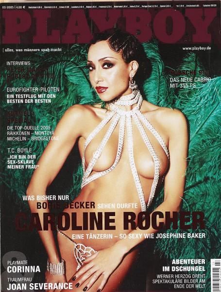 Playboy 2005 März Ausgabe