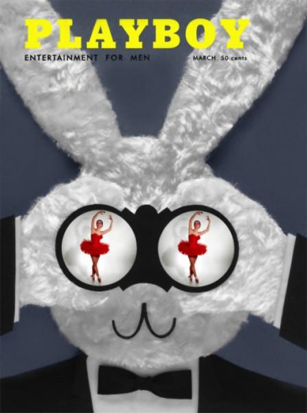 Playboy 1957 März US Originalausgabe