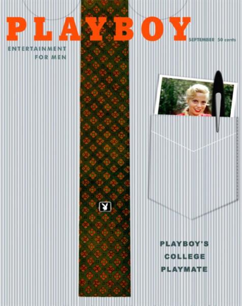 Playboy 1958 September USA Originalausgabe