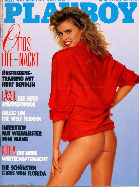 Playboy Oktober 1987, Playboy 1987 Oktober, Playboy 10/1987, Playboy 1987/10