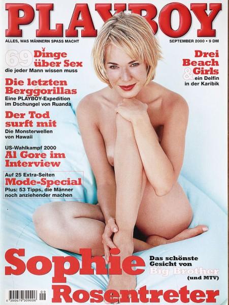 Playboy September 2000