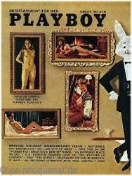 Playboy Januar 1967, Playboy 1967 Januar, Playboy 1/1967, Playboy 1967/1