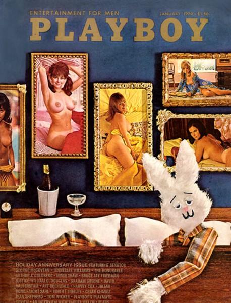 Playboy 1970 Januar (USA)