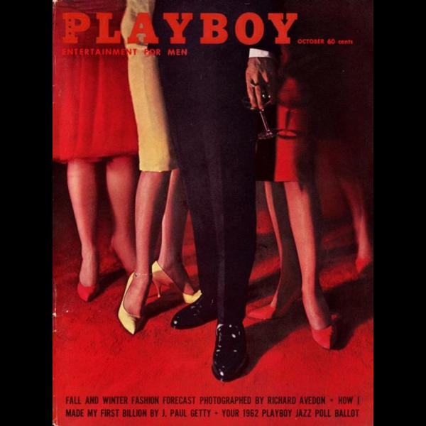 Playboy (USA) Oktober 1961