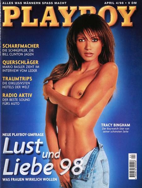Playboy April 1998, Playboy 1998 April, Playboy 4/1998, Playboy 1998/4