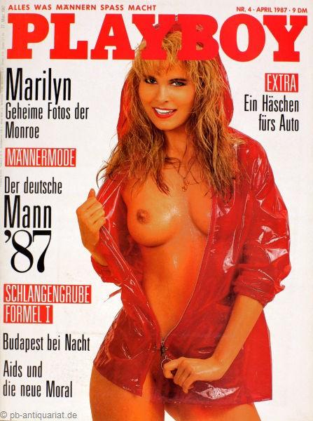 Playboy April 1987